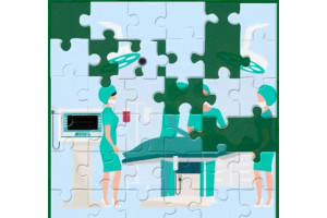 Medical Staff: Jigsaw Puzzle